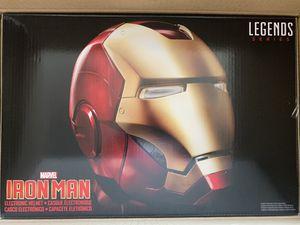 Marvel Legends Electronic Iron Man Helmet. New! for Sale in Clovis, CA