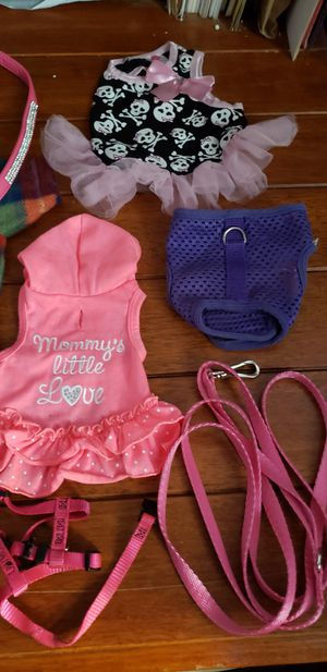 Small Dog Clothes and Accessories for Sale in Los Angeles, CA