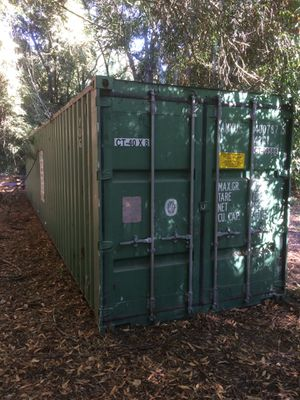 40' Storage container for Sale in Watsonville, CA