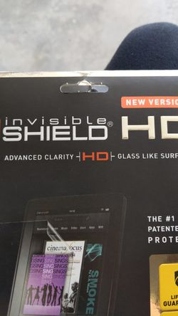 Invisible Shield Screen Protector for Kindle Fire for Sale in Oceanside,  CA