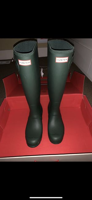 Brand new hunter boots! for Sale in Tualatin, OR