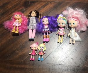 Shopkin Shoppies dolls for Sale in Riverside, CA