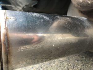 Mugen Twin Loop Axleback for Sale in Kent, WA