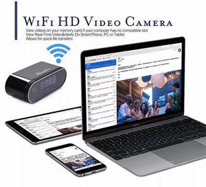 WiFi Hidden Spy Surveillance Alarm Clock Camera for Sale in Las Vegas, NV