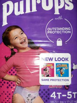 Huggies Pullups Size 4/5t for Sale in Damascus,  OR