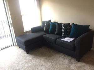 Sectional couch for sale! Very light use! for Sale in Hapeville, GA