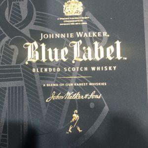 Johnnie Walker Blue Label for Sale in Santa Fe Springs, CA