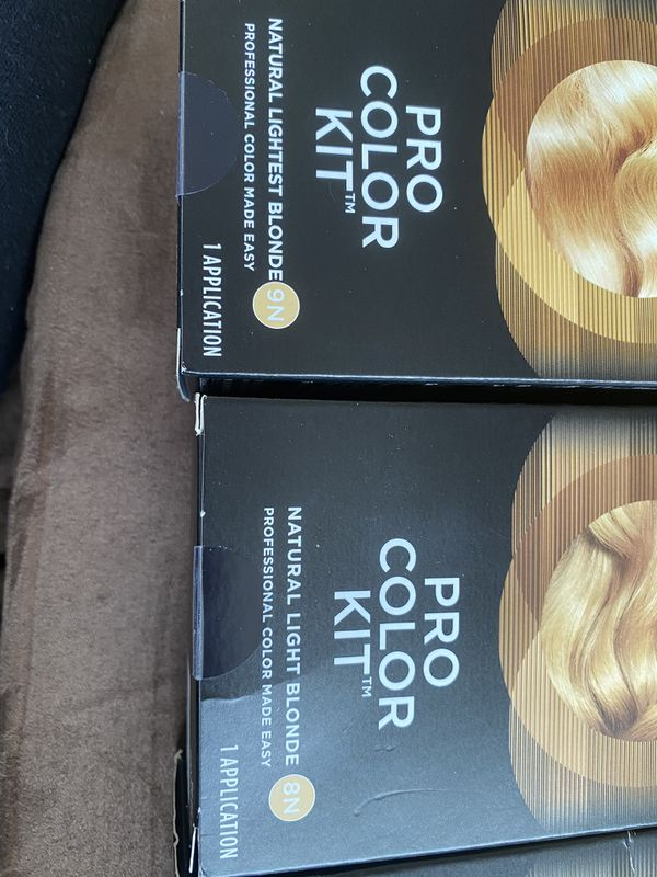 Hair Color Box Sets