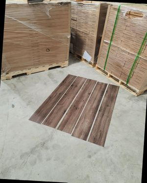 Luxury vinyl flooring!!! Only .67 cents a sq ft!! Liquidation close out! D11FO for Sale in Saginaw, TX