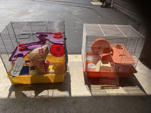Hamster cage for Sale in Lewis Center, OH