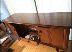 Vintage teak dresser for Sale in Springfield, VA