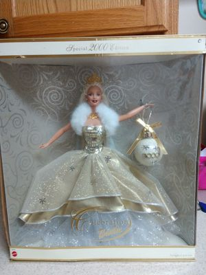 Winter Barbie collection for Sale in New Ipswich, NH