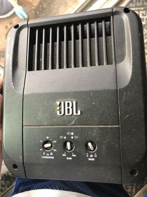 JBL amplifier for Sale in Mukilteo, WA
