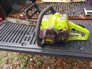 Poulan chainsaw for Sale in Port Charlotte, FL