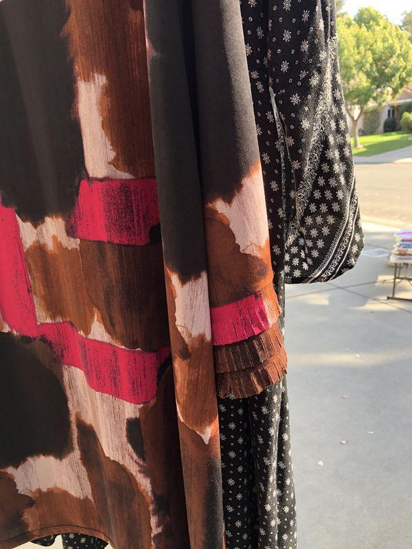 Women's dress 2X