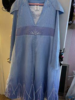 Elsa Costume/dress for Sale in Hanford,  CA