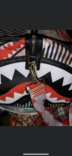 Sprayground Sharks in London Duffle for Sale in White Plains, NY
