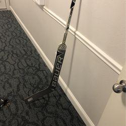 Bauer Supreme TotalOne Goalie Stick (Full Right) for Sale in Burlington,  MA