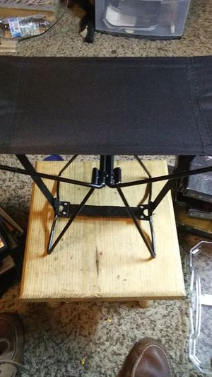 Collapsable army chair for Sale in Tucson, AZ