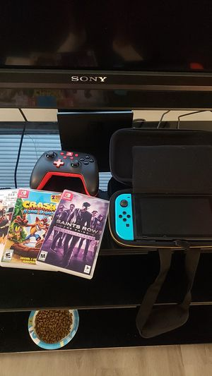 Nintendo Switch Bundle for Sale in Columbus, OH