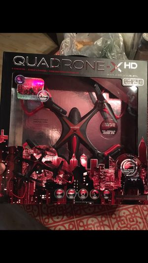 Drone w/ 2 batteries, remote controller, camera for Sale in Portland, OR