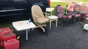 Miscellaneous chairs for Sale in Port Charlotte, FL