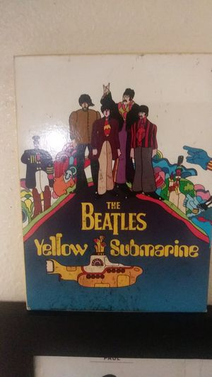 The Beatles Yellow Submarine Limited Edition DVD for Sale in Austin, TX