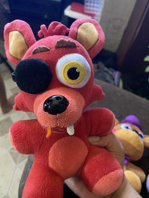 Five nights at Freddy's plushie $6 for Sale in Los Angeles, CA