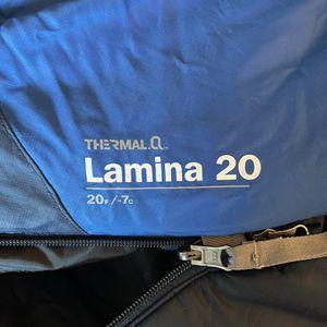 Mountain Hardware Lamina 20 Sleeping Bag Long for Sale in Palo Alto, CA