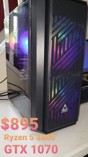 Premium Custom Gaming PC (New Parts, Just built) for Sale in Queens, NY
