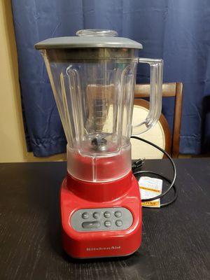 KichenAid blender 4 speeds 48 oz pitcher for Sale in Sugar Land, TX