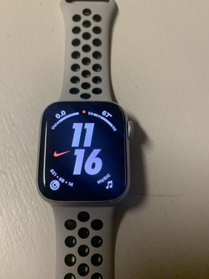 Apple Watch series 4+Nike +cellular 40mm for Sale in Vancouver, WA