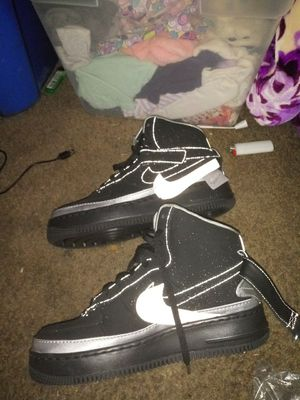 Womens off white nikes size 10 for Sale in Columbus, OH