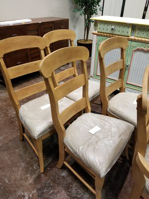 Pine Kitchen Chairs for Sale in Fresno, CA