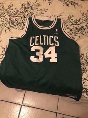Celtics jersey for Sale in Dallas, TX
