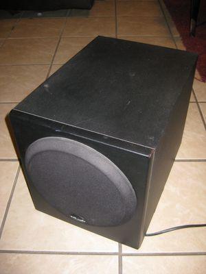 Polk Audio PSW250 active / powered sub woofer for Sale in Phoenix, AZ