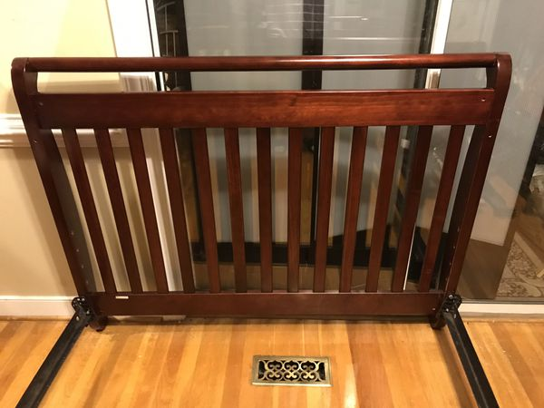 Beautiful Full Size Solid Woos Bed Frame For Sale For Sale
