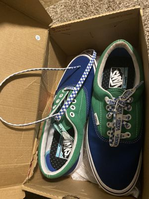 6mens vans shoes for Sale in Oakland, CA