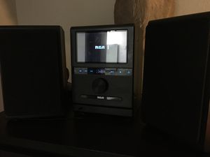 RCA Stereo Home Stereo System for Sale in Carrollton, TX