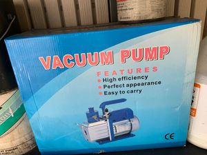 A/C vacuum pump. for Sale in Los Angeles, CA