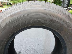 Trailer tires 225/75r15 for Sale in Alexandria, VA