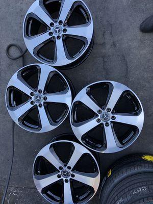 OEM Mercedes GLC Wheels for Sale in Los Angeles, CA