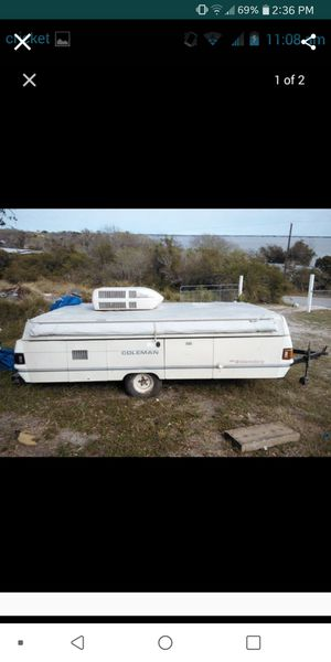 Williamsburg Coleman pop-up camper for Sale in CORP CHRISTI, TX