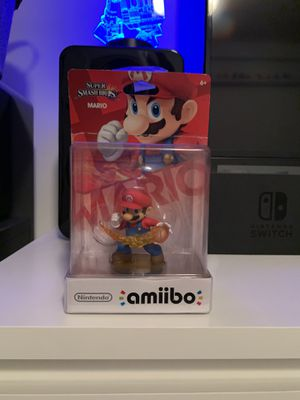 Mario Super Smash Bro's Amiibo for Sale in Vista, CA