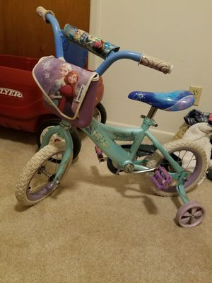 frozen bike 12 in for Sale in Montgomery, AL