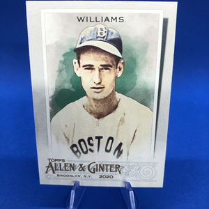 2020 Allen & Ginter Ted Williams for Sale in Fontana, CA