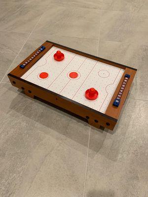 Mini air hockey table for Sale in Goodyear, AZ