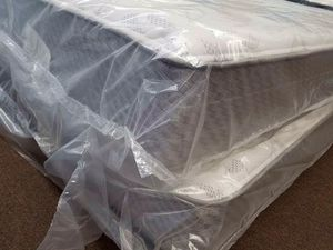Brand new plush top mattress for Sale in Farmville, VA
