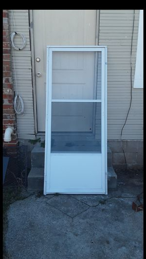 Storm door for Sale in Oklahoma City, OK