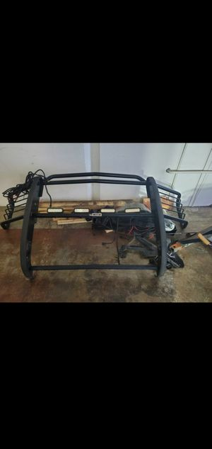 Smittybuilt winch and brush guard for Sale in Edgewood, WA